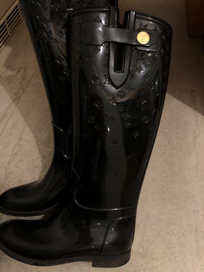 Louis Vuitton Rain Boots EU36